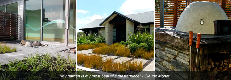 Higher Ground Landscape, Hamilton - Commercial Landscaping, Residential Landscaping, Gully & Native Restorataion, Residential & Lifestyle Landscaping Designs
