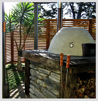 Outdoor Pizza Ovens - Higher Ground Landscapes, Hamilton, NZ